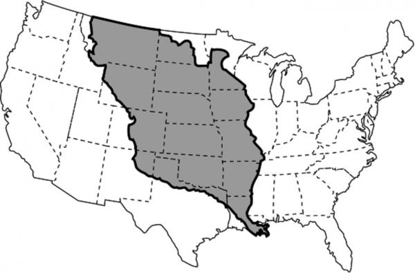 Louisiana Purchase Blank Map Www Pixshark Com Images